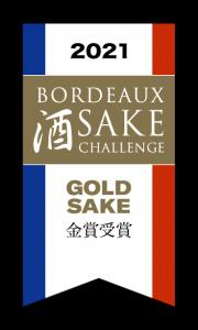 Bordeaux Gold Sake Challenge Medal